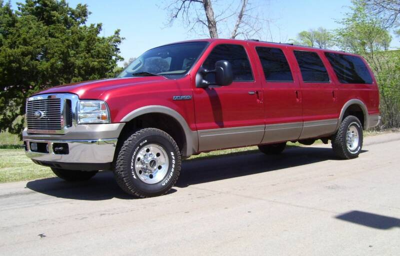 2003 Ford excursion 7.3 for sale