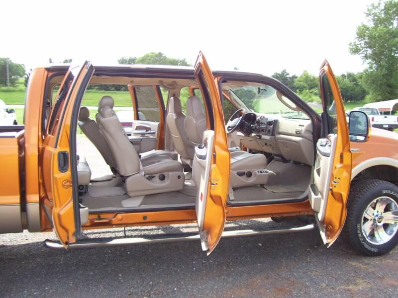 2006 ford 4 5 door pickup for Clamshell door