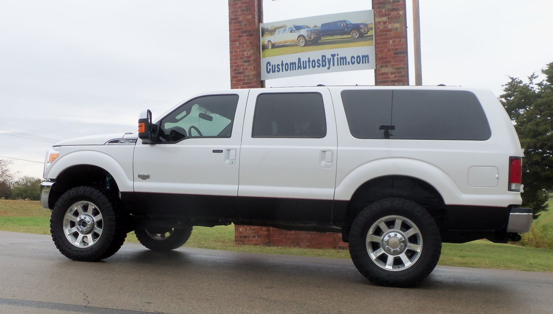 Six Door Truck CABT Ford Excursions and Super Duty s