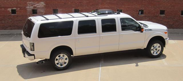 2012 Ford Excursion King Ranch Six Door