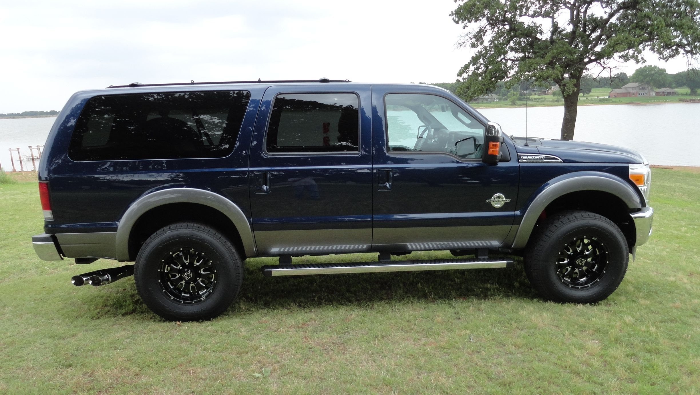 velociraptor of vrsuv fast ford excursion the suv suvs diesel thug is hennessey