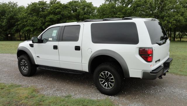 Raptor With Excursion Back Half Ford Truck Enthusiasts Forums