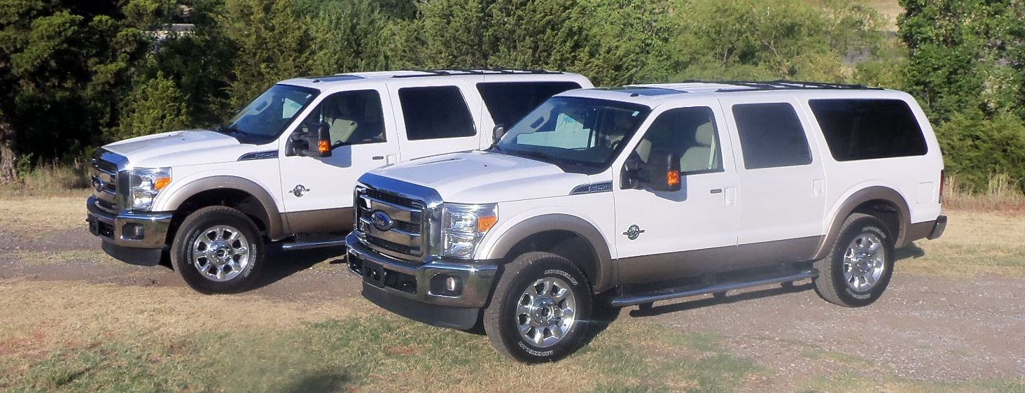 20112012 Excursion  Ford Truck Enthusiasts Forums
