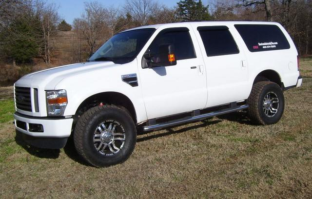 2008 Ford Excursion King Ranch for sell