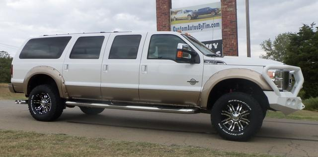 2011 Ford Excursion Six Door